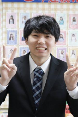 中林 駿介